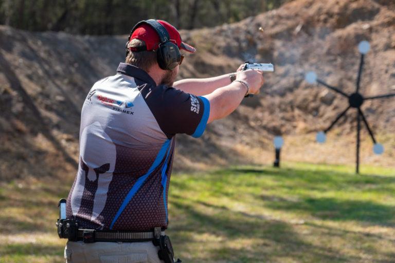 pretoria handgun range